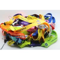 Cheap Silk screen printing lanyards for sale