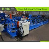 Best C Shelf Beam Racking Roll Forming Machine With PLC Cabinet Passed CE And ISO9001 wholesale