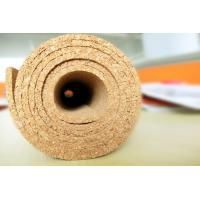 Best Top Rated cork roll  for floor/message board, customized size wholesale