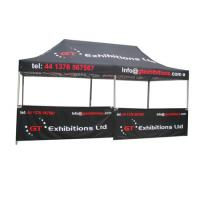 Best Aluminum Structure Large Canopy Tent Custom Logo No Tools Required wholesale