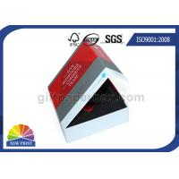 Best Full Color Printing Rigid Paper Gift Box Paper Presentation Box With Insert Foam wholesale