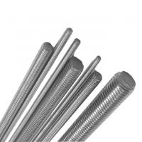 Best Industrial Stainless Steel All Thread Rod Custom Dimension Non Toxic wholesale
