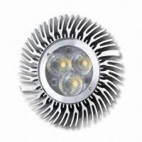 China High-power MR16 LED Bulb with 12V AC Input Voltage and 250 to 360lm Luminous Flux on sale