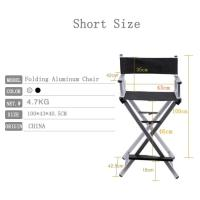 Best Modern Foldable Makeup Artist Chair Comfortable Style For Personal wholesale
