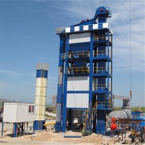 China Bitumen Mixing Plant Continuous Asphalt Drum Mix Plant For Road Construction 20tph 40tph 60tph 80tph on sale