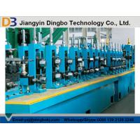 China Automatic Customized DB76 Welded Carbon Steel Tube Mill Line PLC Control on sale