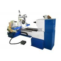 Best Single Rotary CNC Wood Turning Lathe Machine Two Blades One Vertical Spindle For Wood Crafts wholesale