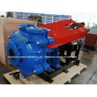 Best Heavy Duty Hard Metal Lining Slurry Pumps with Zinc Coated Bolts wholesale