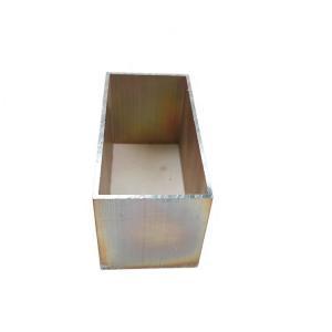 Best 0.70MM Fence Accessories 6063 T5 Extruded Aluminium Profiles wholesale