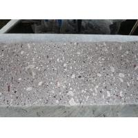 Best 2800kg/M3 Density Santa Cecilia Granite Slab , Polished Granite Floor Slabs wholesale