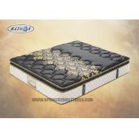 Best Anti - Dust Pillow Top Bonnell Spring And Memory Foam Mattress , ISPA wholesale