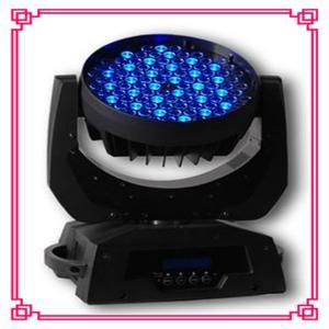 Best 3 Watt Moving Head LED Stage Lighting 11/15ch AC 90-240V Theatre Spotlights wholesale