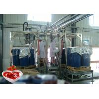 Best Tomato Jam Vegetable Processing Line High Efficiency 2.2kw Power CE Certification wholesale
