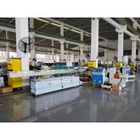 Buy cheap PU Air Tube Hose Making Production Line ,TPU Pipe Extrusion Machinery from wholesalers