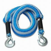 Best Metal Clip Hooks Elasticized Towing Rope, Available with Maximum Weight of 2,500kg wholesale