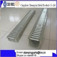 Best welded steel galvanized drain trench wholesale