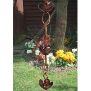 China Copper rain chain on sale