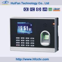 Best Spanish/ English Fingerprint, RFID Card Time Clock with Free Software (HF-T8) wholesale