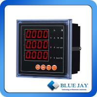 Buy cheap Three-phase harmonic filter multifunctional power meter with transmitting from wholesalers