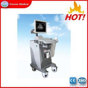Hot Medical Supply Hospital Trolley Color Doppler Ultrasound Machines FDA (YJ-U370T)