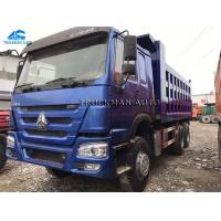China SINOTRUK Used Tipper Truck on sale