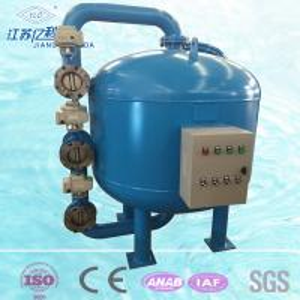 Best Carbon Steel Material Quartz Sand Filter Tank For Aquaculture Fish Farming wholesale