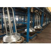 Best Continuous Galvanized Wire Machine Production Speed 100 - 120m / Min High Efficiency wholesale
