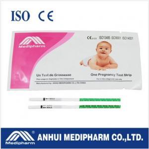 Best CE ISO certified HCG Pregnancy Test Strip wholesale