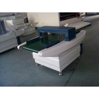China needle detector JC-600 auto conveyor model  for garment,textile product inspection on sale