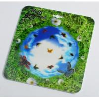 Best OK3D 3D flip morph zoom animation explosion twist compress rotation zig zag lenticular printing mouse pads for promotion wholesale