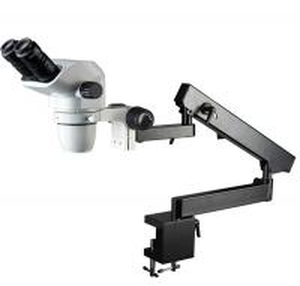 China SZM6745-STL6B Wide field WFX/22 6.7X-4.5X binocular articulated flexible arm zoom stereomicroscope on sale