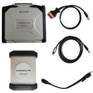 Best Automotive Diagnostic Tool Porsche Piwis II With Panasonic CF30 With Unlocking Software wholesale