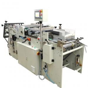 8kw Corrugated Paper Flexo Printing Carton Making Machine