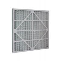 Best G4 Pleats Type Cardboard Frame Primary Air Filter For Air Conditioning System wholesale