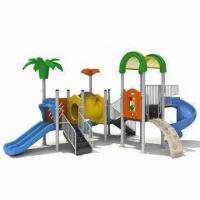 Best Outdoor Playground Equipment with Trustable Quality, Eco-friendly, Anti-UV and -static  wholesale
