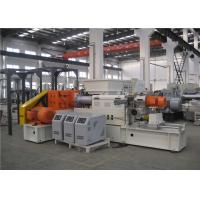 China Single Screw Rubber Extruder Machine With Mold Temperature Controller 220V/380V on sale