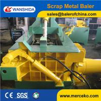 Best Small power and high efficiency Scrap Metal Baler with hand value wholesale