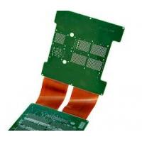 Best Multilayer Flex rigid PCB FR4 , CU(RA 18um+AD 15UM+PI 12.5um and SMD , DIP , AI assembly wholesale