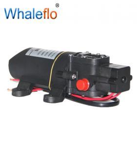 China Whaleflo 24 V DC  80PSI 4.0LPM High Pressure Diaphragm Water Self Priming Pump on sale