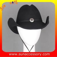 Best 4420355 Sun Accessory customized  winner  fashion wool felt west cowboy  hats,unisex hats and caps wholesaling wholesale