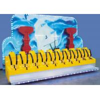 Best Quick Acceleration Kiddie Amusement Rides With Electrical Control System wholesale