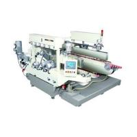 China SM8 GLASS STRAIGHT LINE DOUBLE EDGING MACHINE/Glass polishing machine/glass edging machinery on sale