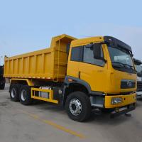 China CA3256P2K2T1EA81 FAW J5P 6x4 Heavy Duty Dump Truck With J5P Cabin And 9JSD135T Transmission on sale