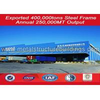 Best Commercial Storage Steel Warehouse Construction Buildings Frame Light Structure wholesale