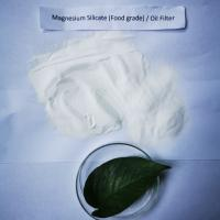 Best Safety Synthetic Magnesium Silicate , Fryer Oil Cleaning Powder For Restaurant wholesale