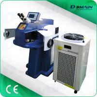 China Micro Jewelry Repair Manual Laser Welding Machine / Fiber Laser Welding Machine 200W on sale