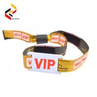 Buy cheap Used for swimming pool Mifare S50 Classic 1K NFC chip wristband from wholesalers