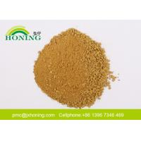 Best Yellow Granule Phenol Formaldehyde Resin , Phenolic Molding Powder  For Toaster Parts wholesale