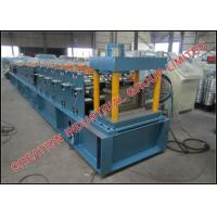 Best Hot Dipped Galvanised Steel Purlin Roll Forming Machine 15m/min wholesale
