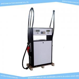 Best Gas station double nozzle petrol dispensers, Datian new fuel dispenser, double fuel bowser wholesale